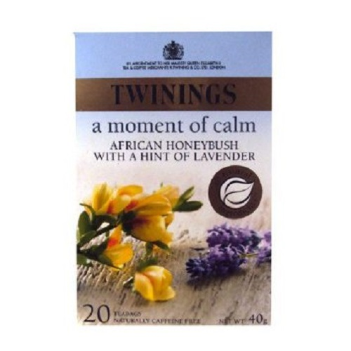 Twinings African Honeybush With A Hint Of Lavender 20s