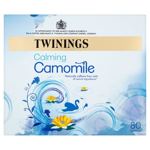 Twinings Calming Camomile 80s