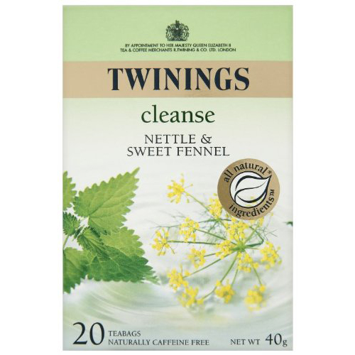 Twinings Cleanse Nettle And Sweet Fennel 20s