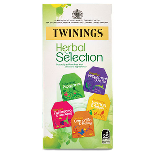 Twinings Herbal Selection 25s