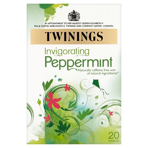 Twinings Invigorating Peppermint 20s