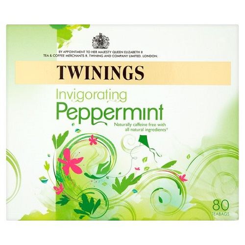 Twinings Invigorating Peppermint 80s
