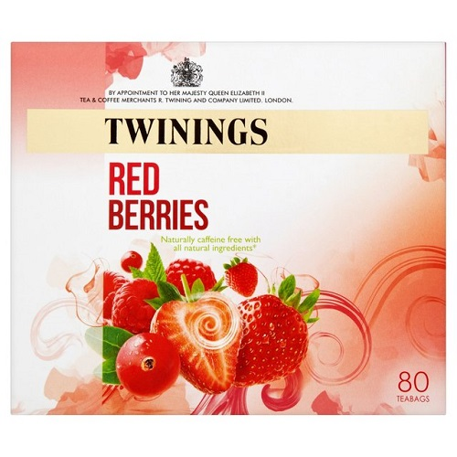 Twinings Red Berries 80s