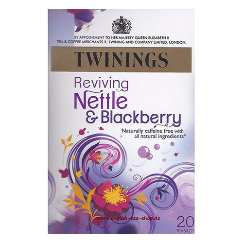 Twinings Reviving Nettle And Blackberry 20s