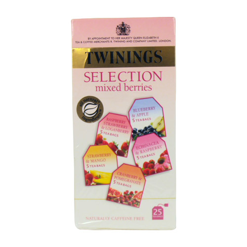 Twinings Selection Mixed Berries 25s