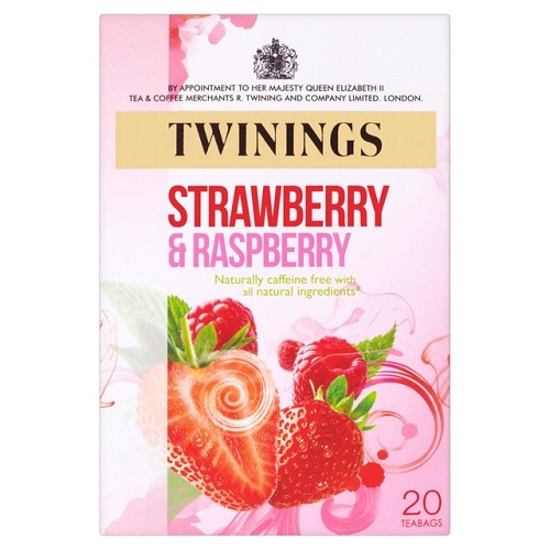 Twinings Strawberry And Raspberry 20s